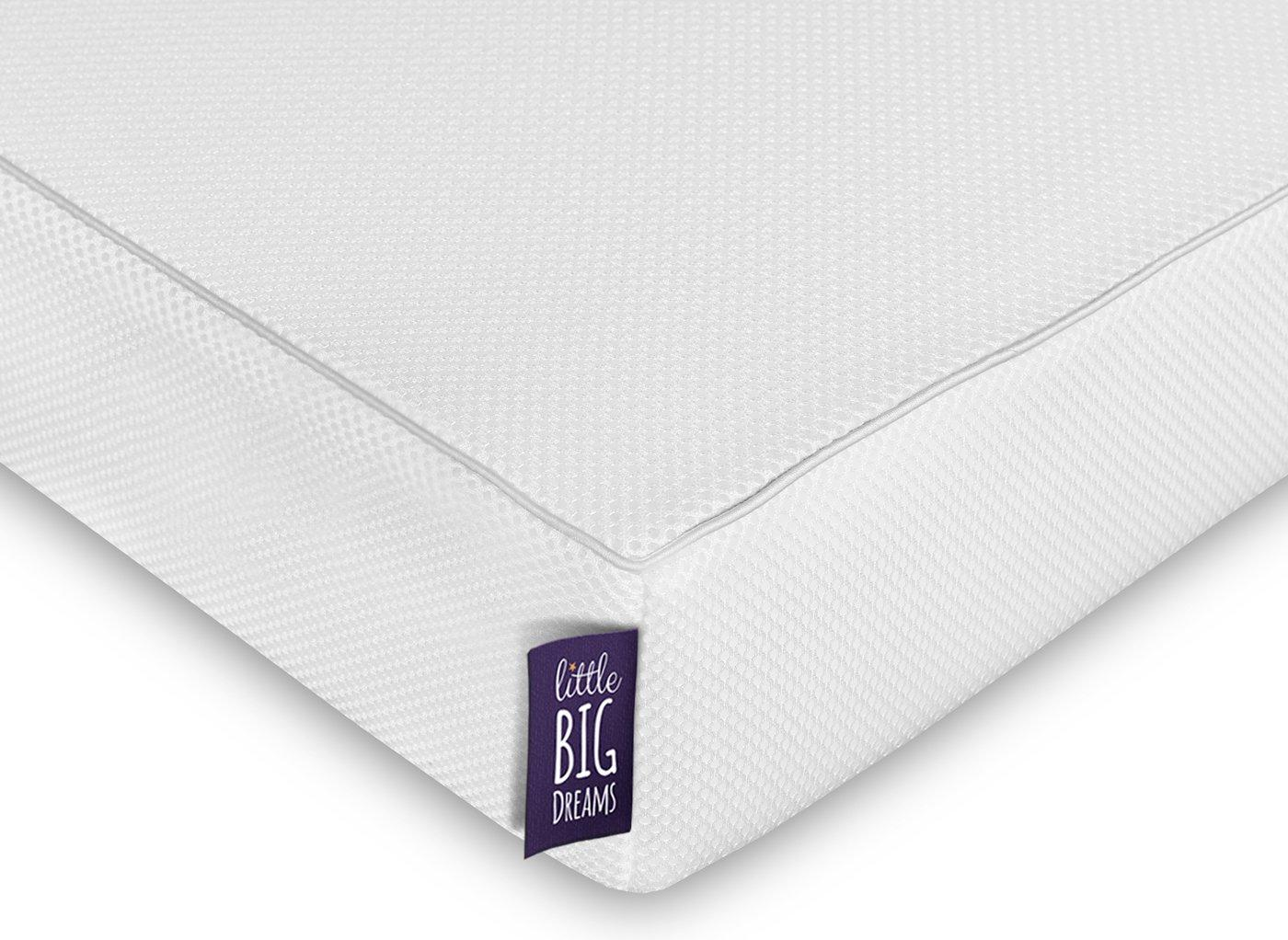 Little Big Dreams Sleep Tight Toddler Mattress Toddler