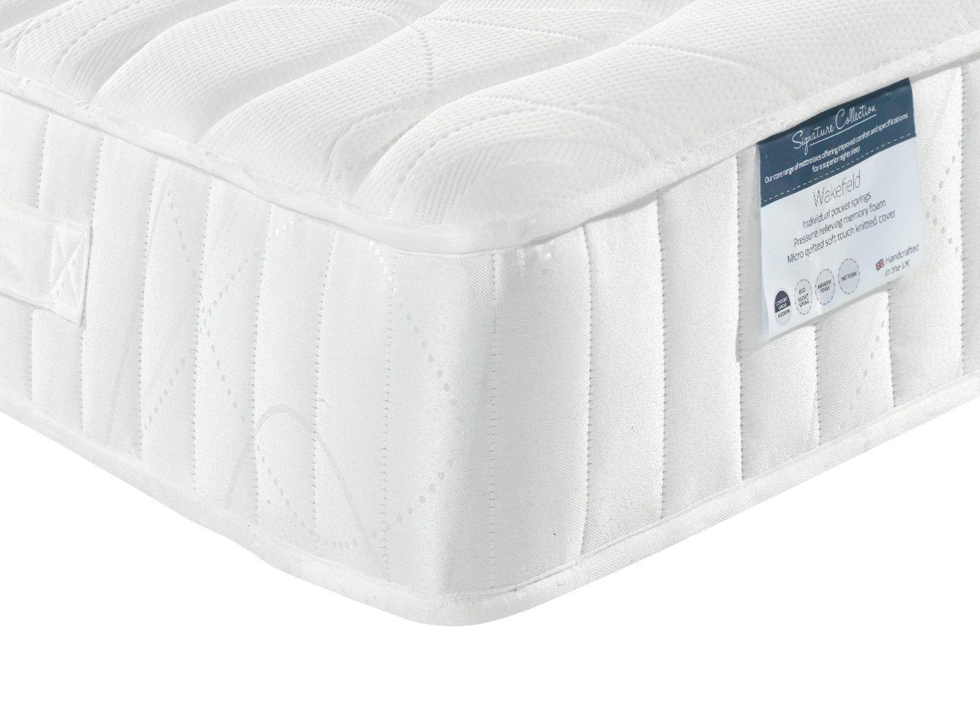 Matras Memory Foam : Combination mattress memory foam spring mattresses