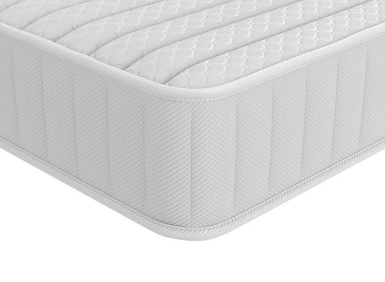 Danson Pocket Spring Adjustable Mattress - Medium 4'0 Small double