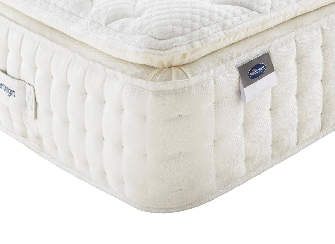 Silentnight Risborough Mirapocket Mattress 4'6 Double