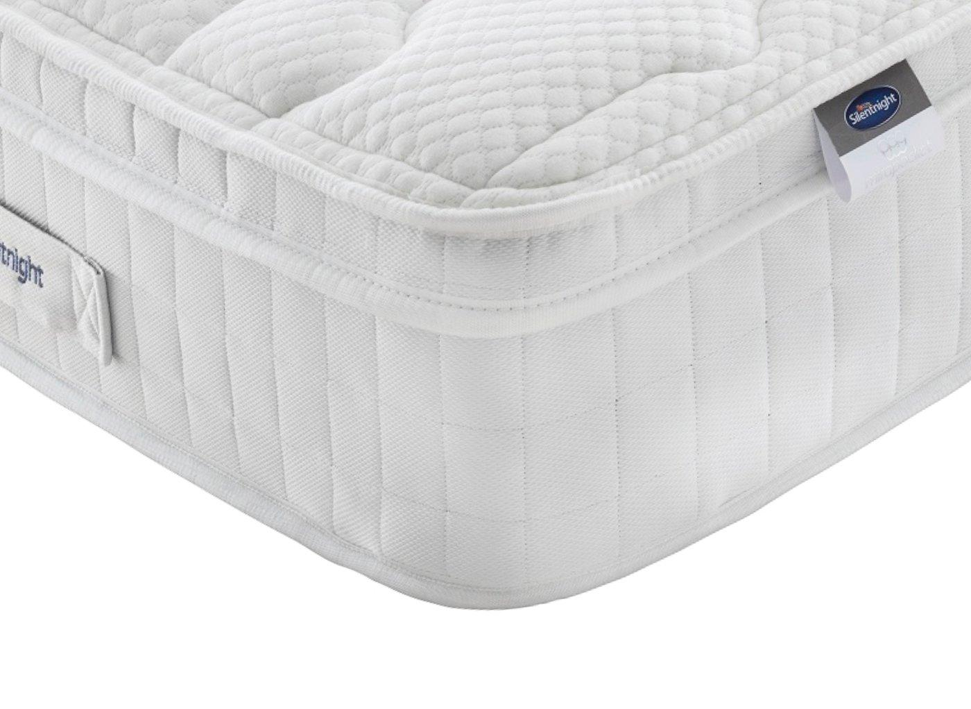 Silentnight Farrington Mirapocket Mattress 6'0 Super king