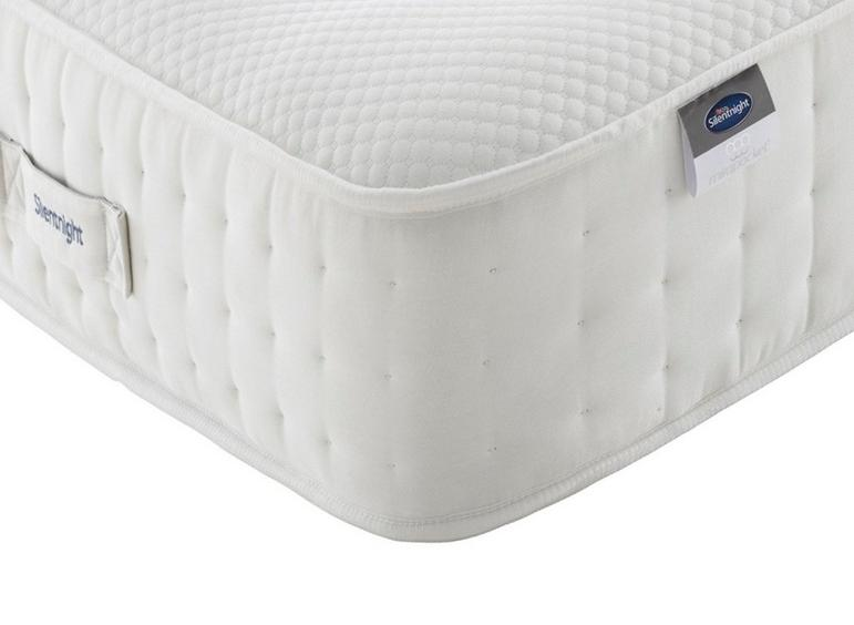 Silentnight Osterley Mirapocket Mattress 6'0 Super king