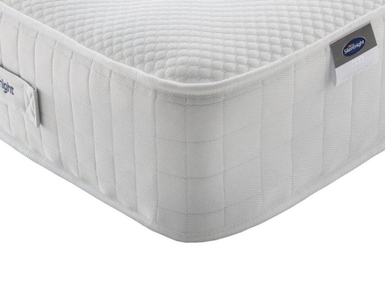 Silentnight Cromwell Mirapocket Mattress 4'0 Small double