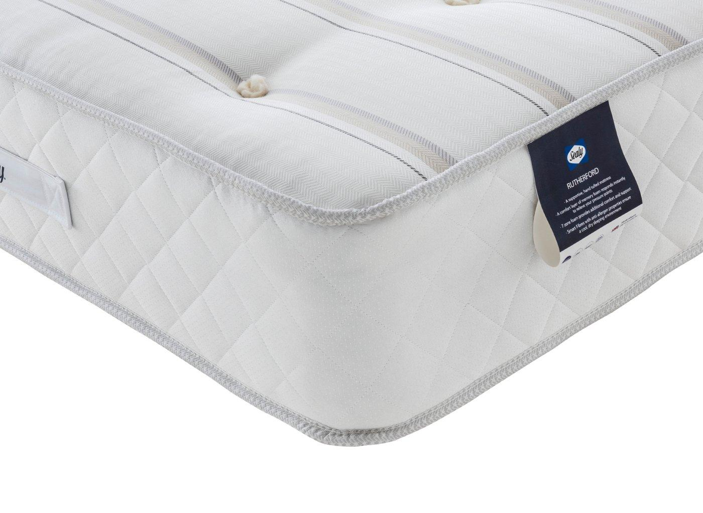Sealy Rutherford D Mattress 4'6 Double