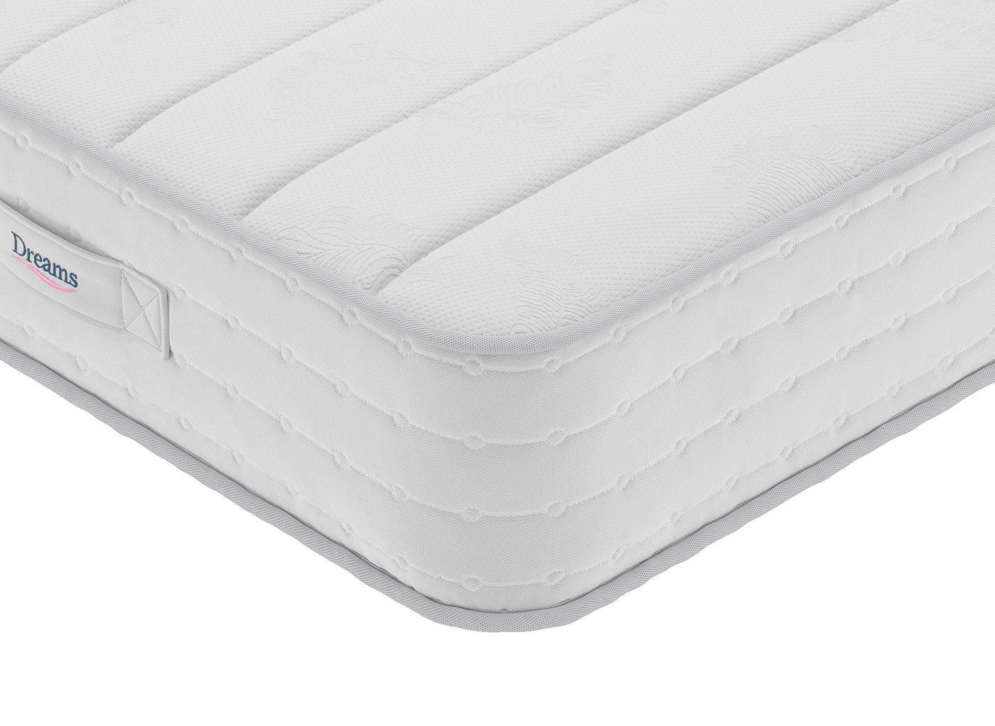Campbell Pocket Sprung Mattress - Medium 3'0 Single