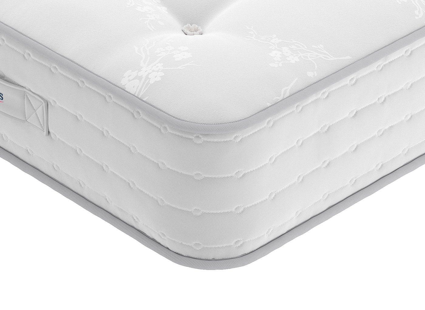 Maitland 1000 Pocket Sprung Mattress - Firm 4'0 Small double