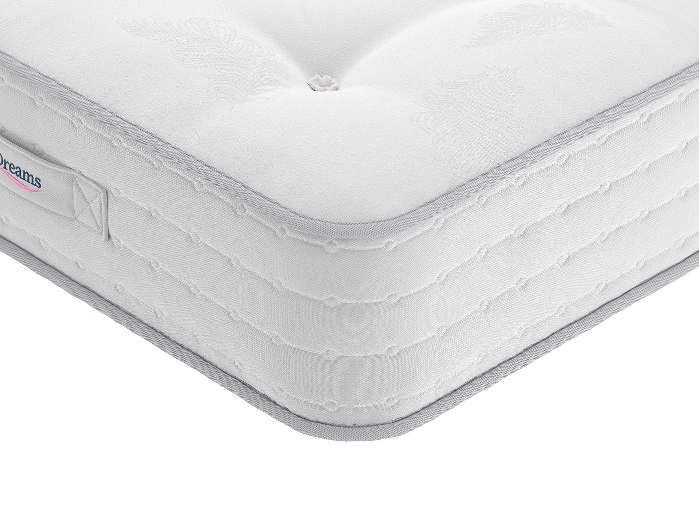 Hudson Pocket Sprung Mattress - Firm 4'6 Double