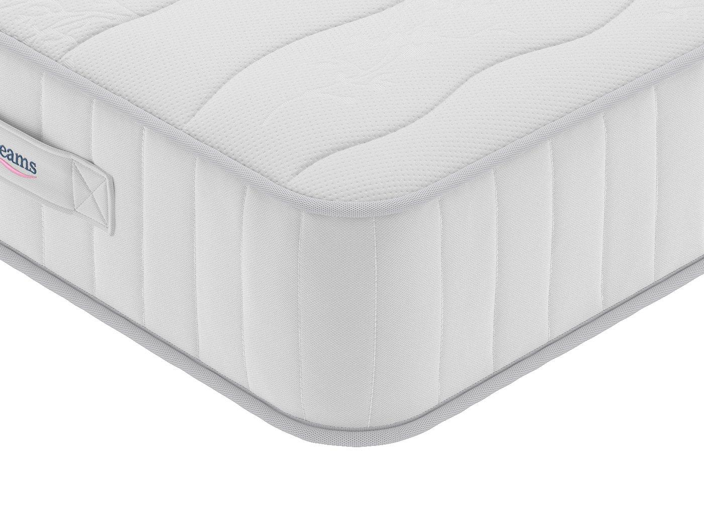 Conroy Traditional Spring Mattress - Medium 4'0 Small double