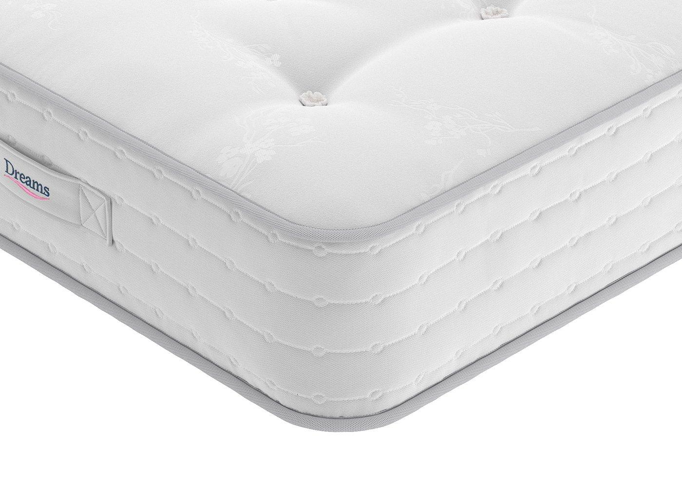 Reynolds 1000 Pocket Sprung Mattress - Orthopaedic 6'0 Super king