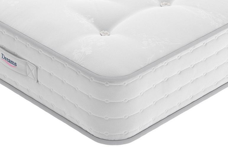 Reynolds 1000 Pocket Sprung Mattress - Orthopaedic 4'0 Small double
