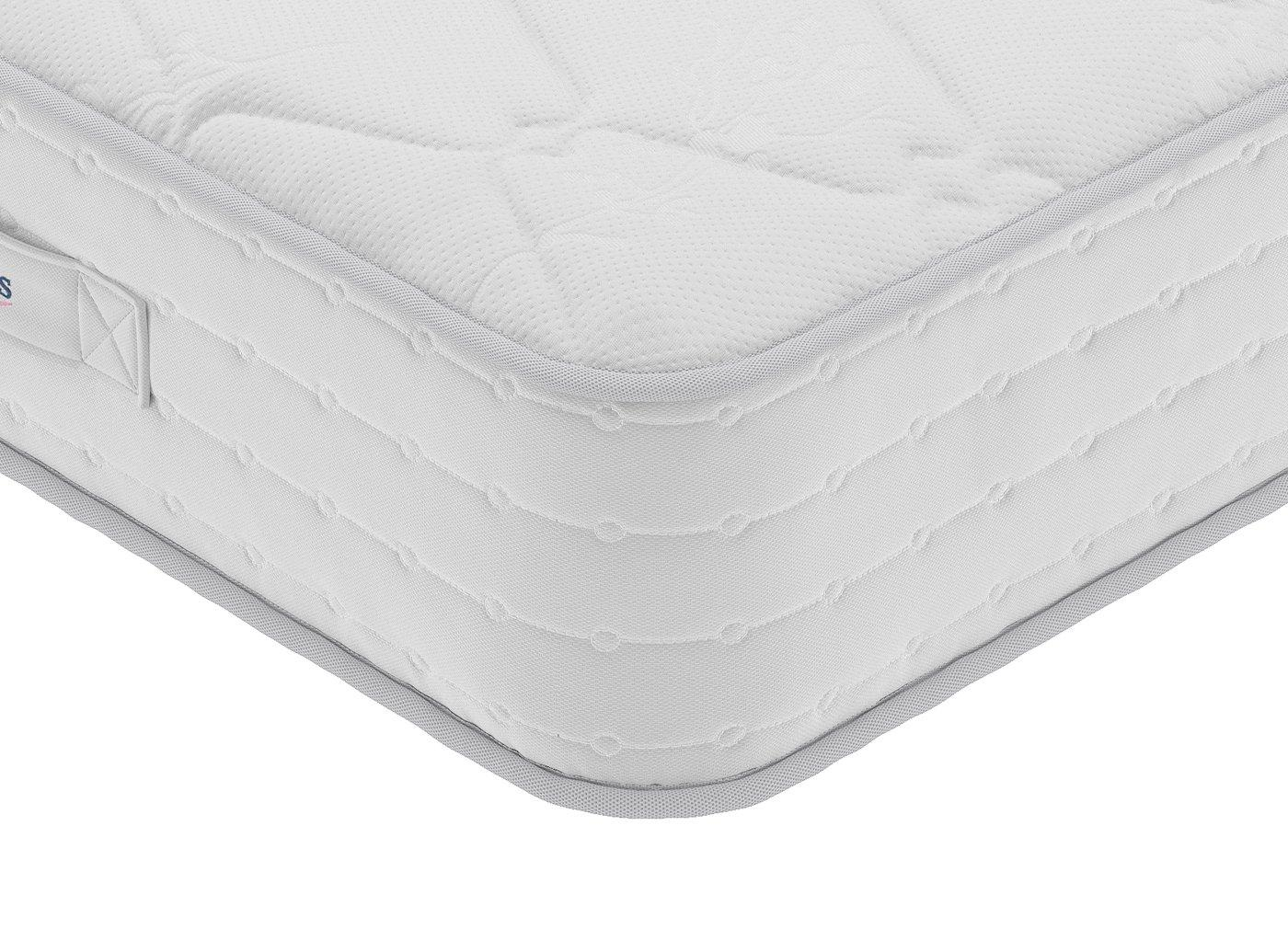 Johnstone 1000 Pocket Sprung Mattress - Medium 4'6 Double