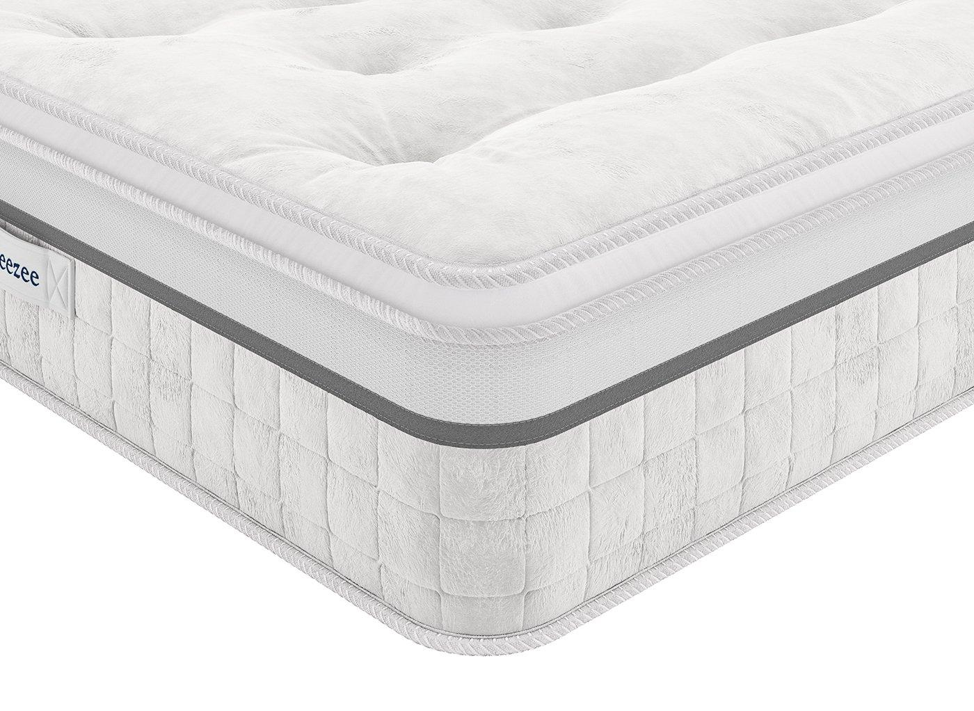 Sleepeezee Chelmsford SK Mattress Zipped 6'0 Super king