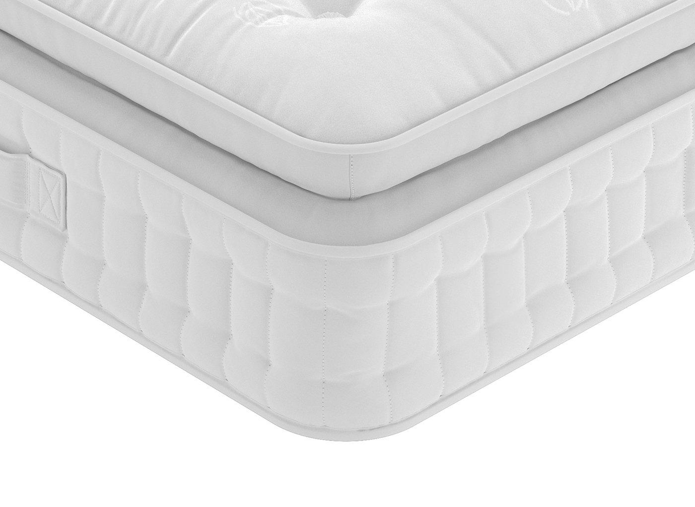Flaxby nature's finest 9900 d mattress firm 4'6 double