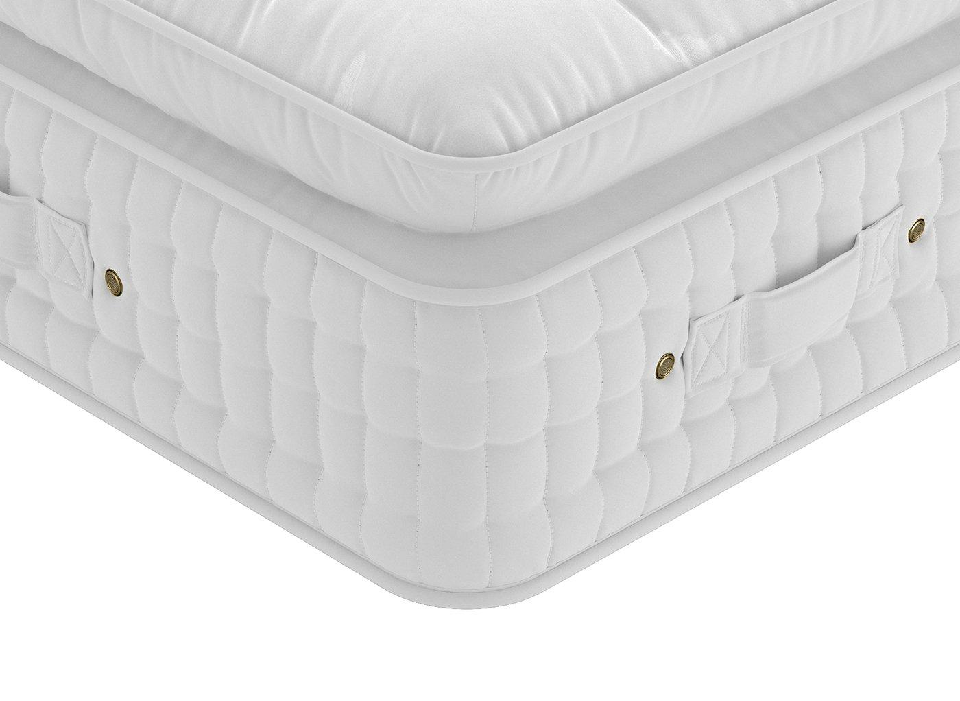 Flaxby nature's finest 15,400 sk mattress medium zipped 6'0 super king