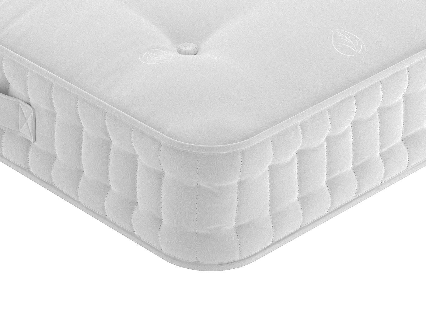 Flaxby Nature's Halo Pocket Sprung Mattress (£849)