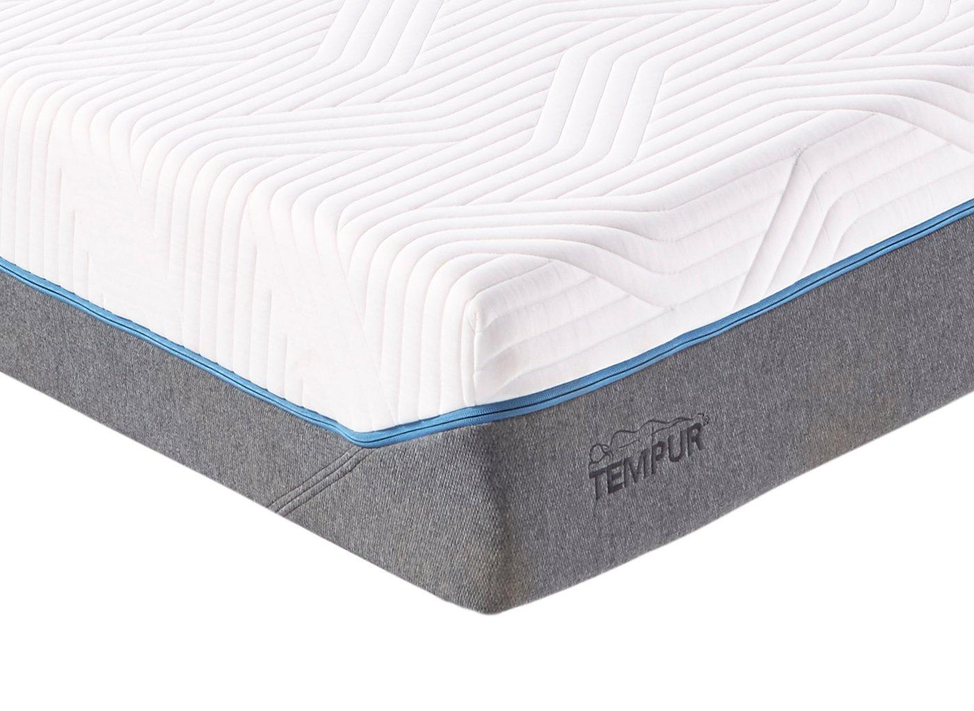 Tempur Cooltouch Cloud Elite Mattress - Medium 4'6 Double