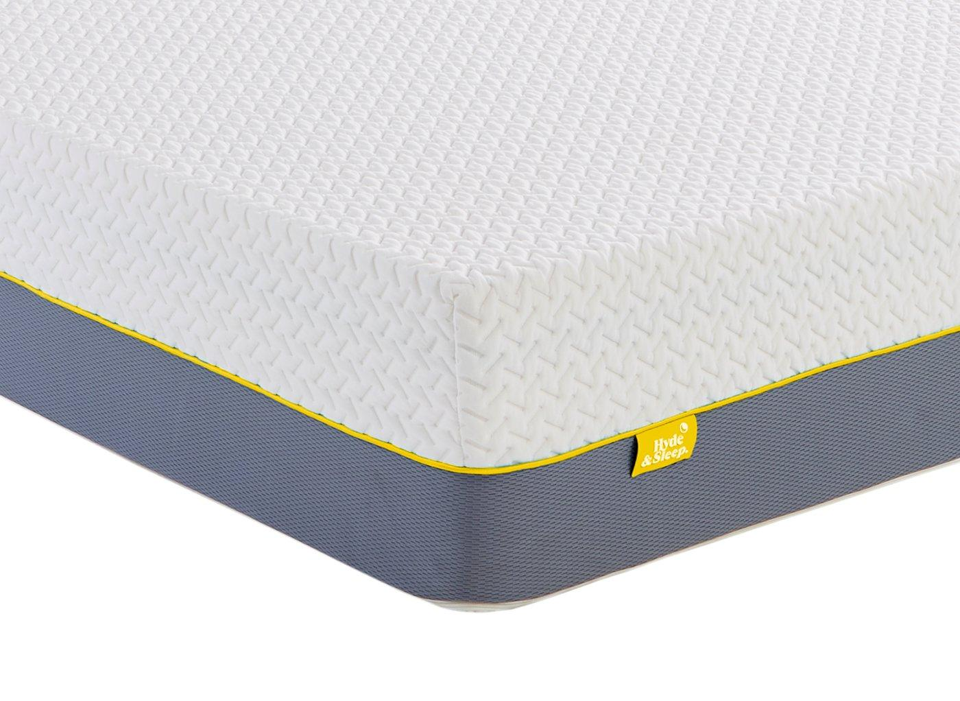 Hyde & Sleep Hybrid Lemon Mattress 4'6 Double
