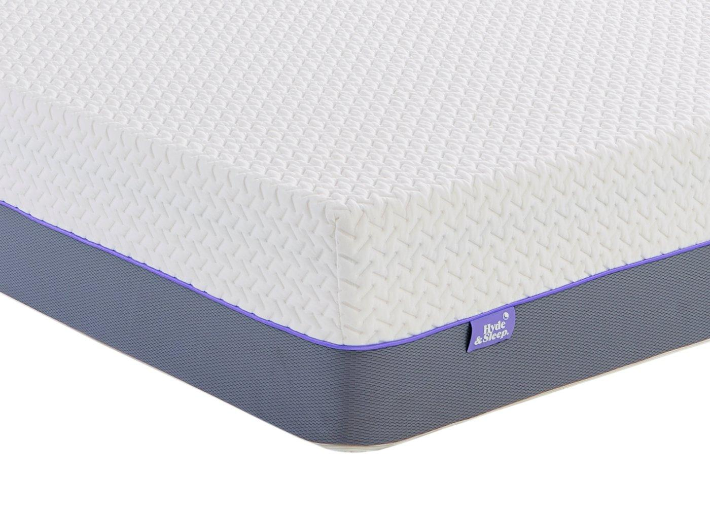 Hyde & sleep hybrid lilac mattress 4'0 small double