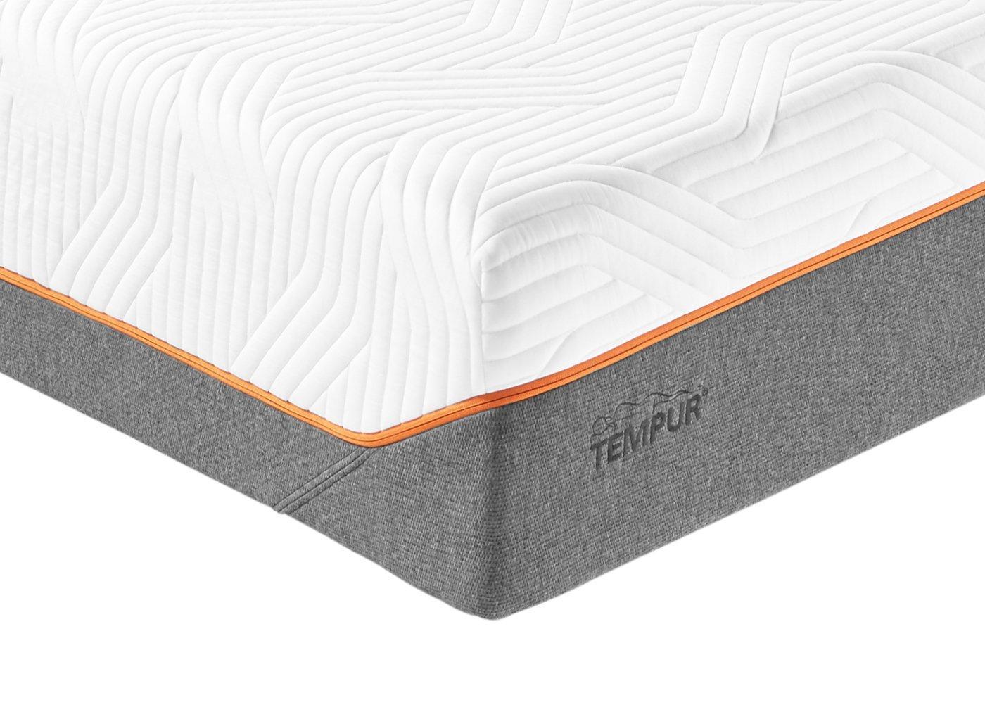 Tempur Cooltouch Original Luxe Adjustable Mattress - Medium Firm 2'6 Small single