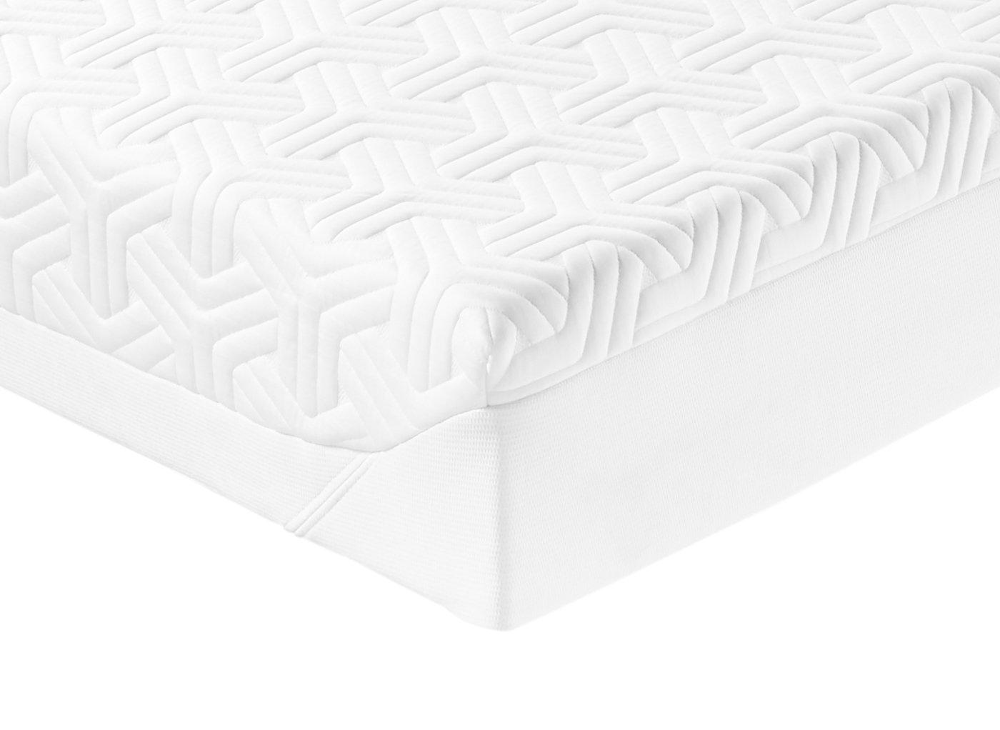 Tempur Cooltouch Hybrid Supreme Adjustable Mattress - Medium 2'6 Small single