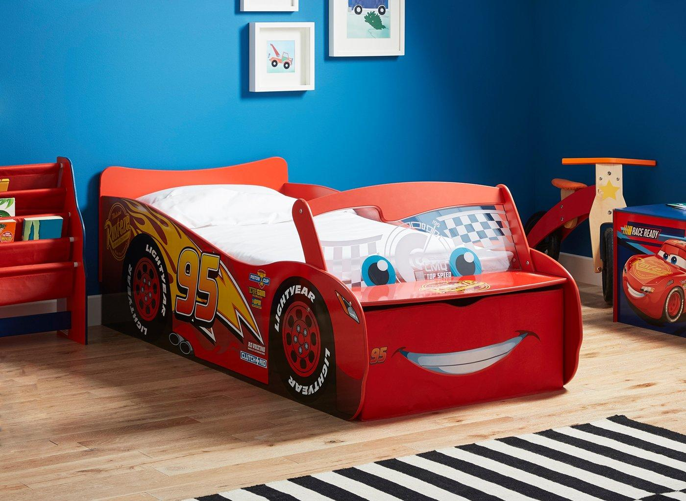 Disney Cars Toddler Bed Frame (£199)