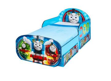 Thomas & Friends Toddler Bed with Storage