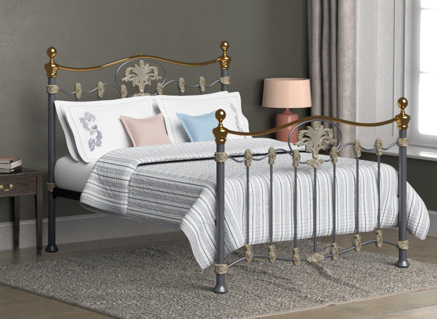 Dreams Camolin Metal Bed Frame from £519