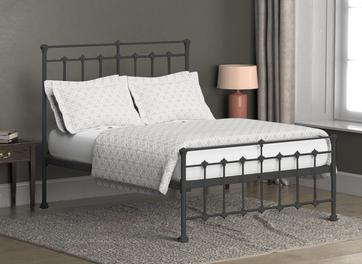 Edwardian Metal Bed Frame