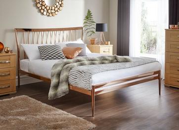 Blake Metal Bed Frame