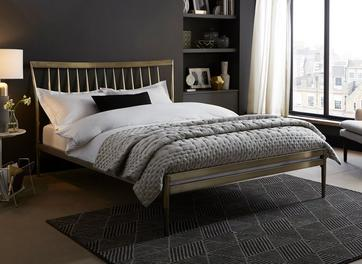 Blake Metal Bed Frame