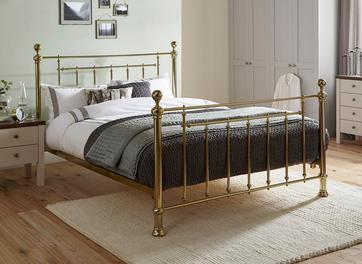 Jackson Metal Bed Frame