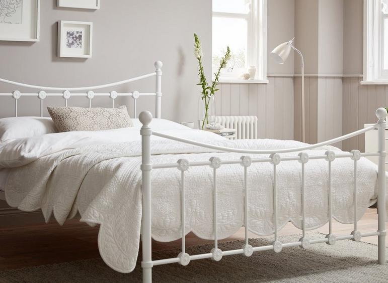 online store 9b532 4b7ae Ava Metal Bed Frame | Dreams
