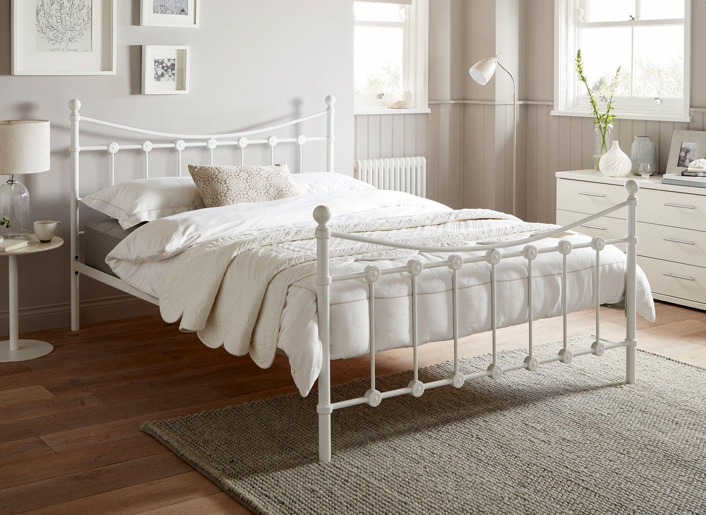 Ava Metal Bed Frame | Dreams