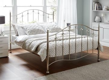 Annette Metal Bed Frame