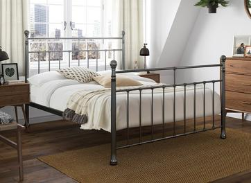 Davis Metal Bed Frame