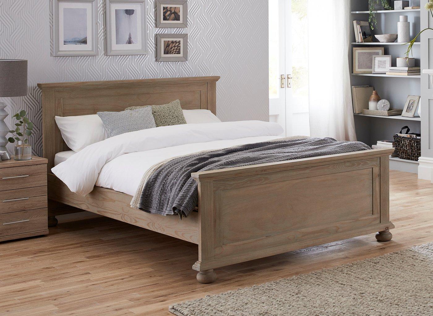 Wooden Beds Superb Range Of Solid Wood Bed Frames Dreams