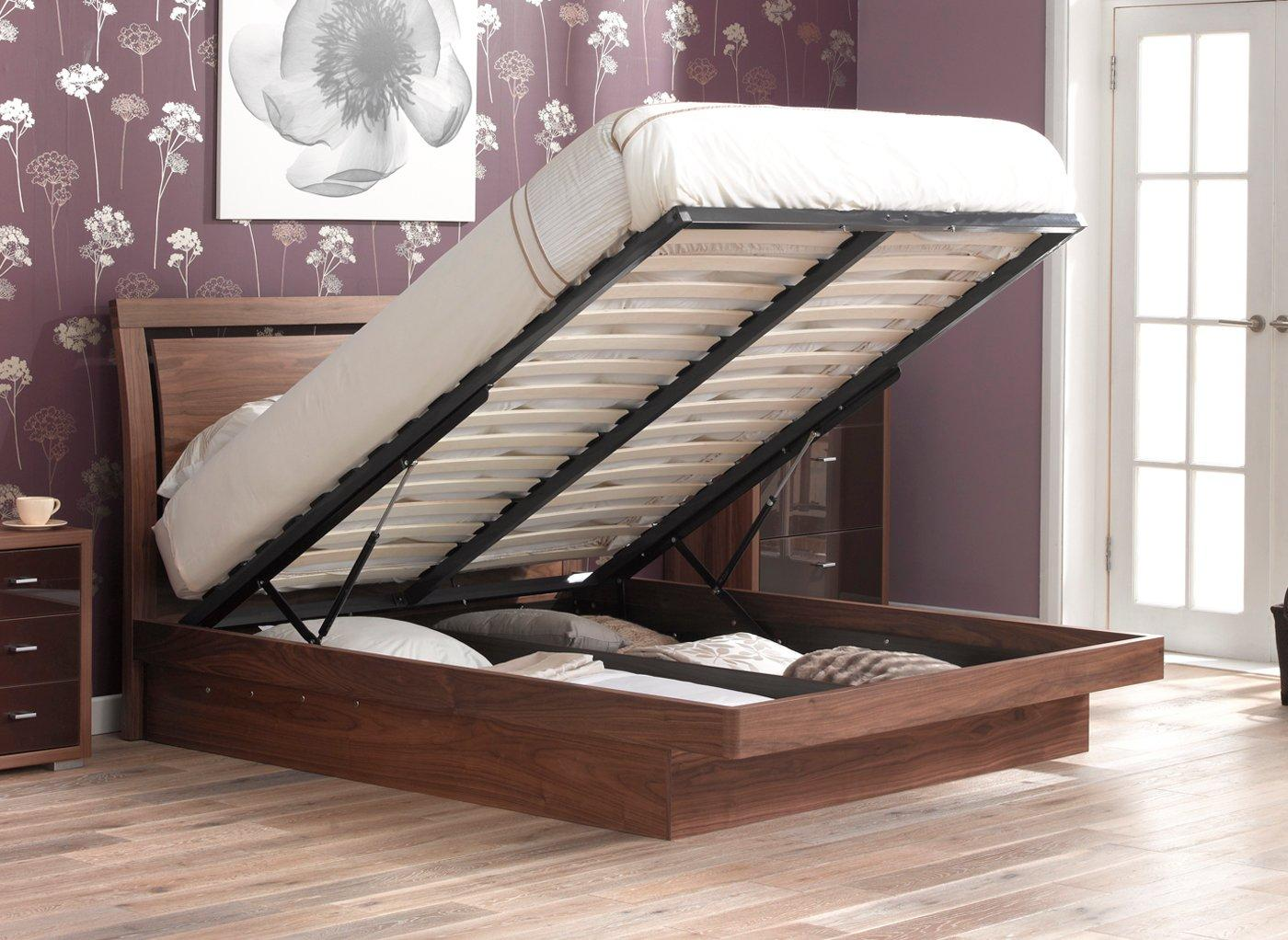 Dreams Isabella Wooden Ottoman Bed Frame from £479