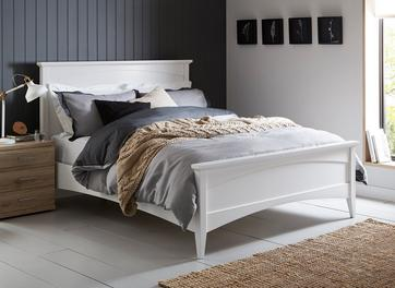 Miller Wooden Bed Frame