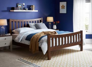 Sherwood Wooden Bed Frame