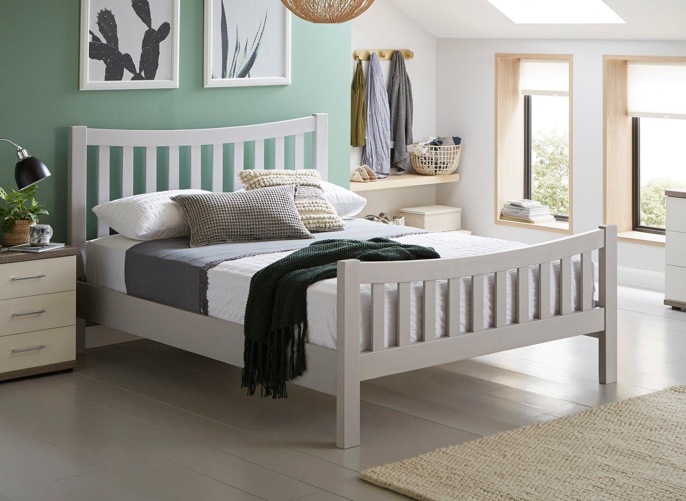 Dreams Sherwood Wooden Bed Frame from £359