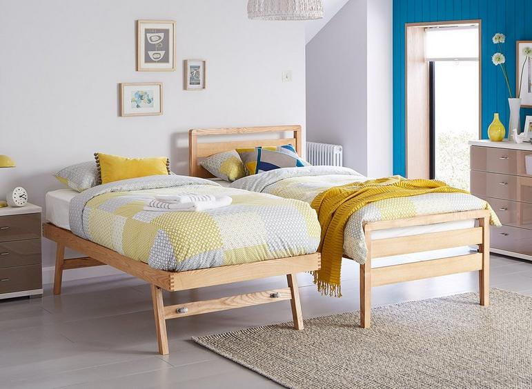 Woodstock Wooden Bed Frame | All Beds | Beds | Dreams