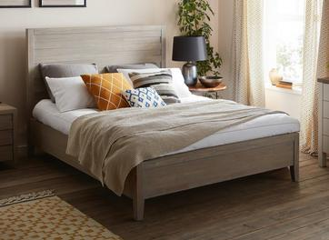 Burke Wooden Bed Frame