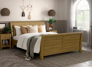 Kensington Wooden Bed Frame