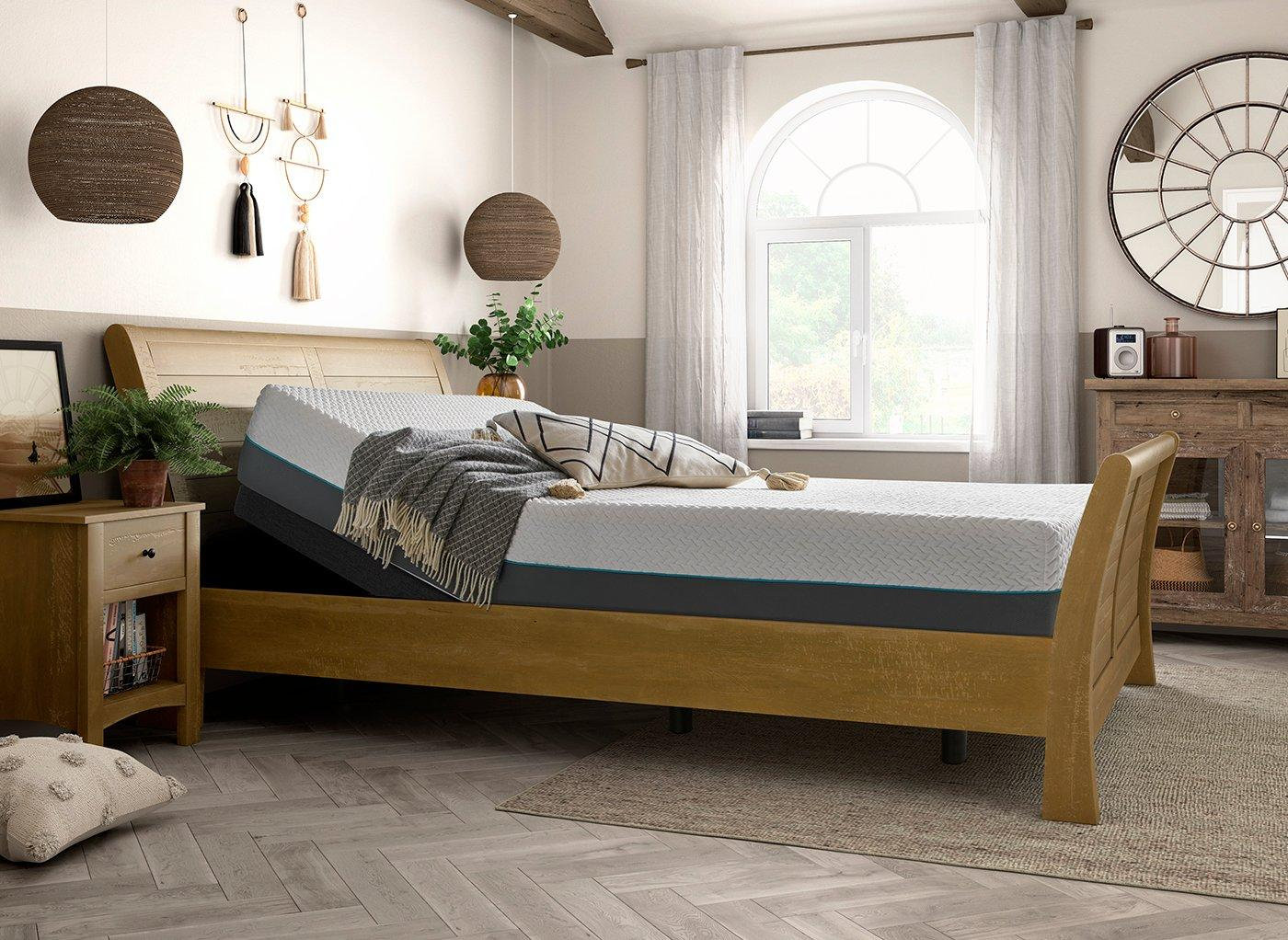 Dreams Kensington Sleepmotion 200i Adjustable Wooden Bed Frame from £558