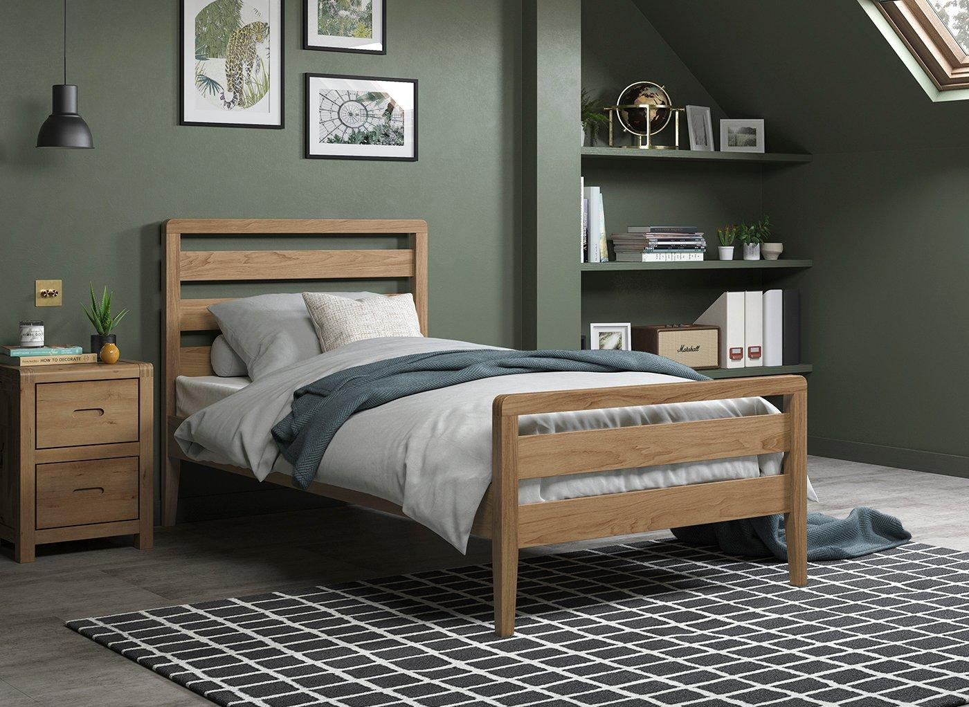 woodstock-wooden-low-rise-bed-frame