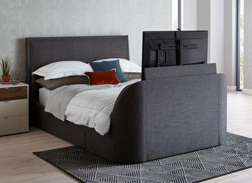 Alexander Fabric Upholstered 43