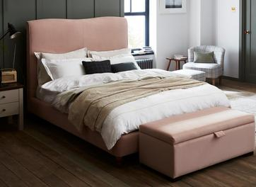 Upholstered Beds Superb Range With Free Delivery Dreams