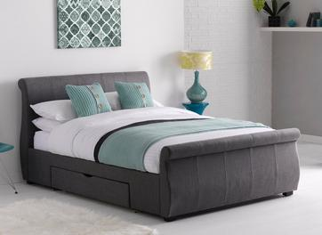Lucia Upholstered Bed Frame