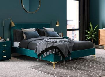 Prestwood Upholstered Bed Frame