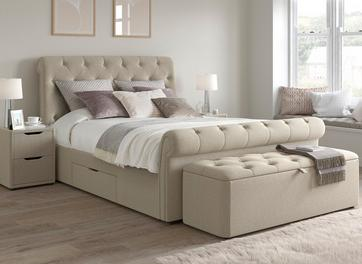 Langford Upholstered Bed Frame